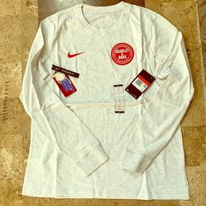 Ohio State long-sleeve T women's size L